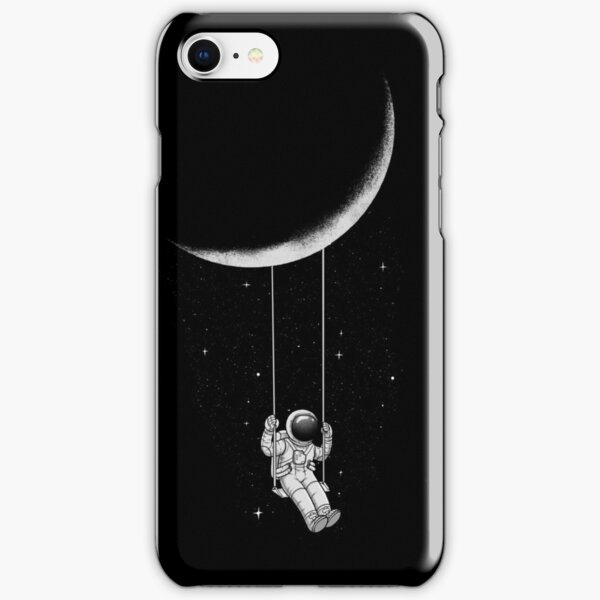 Moon Swing iPhone Snap Case