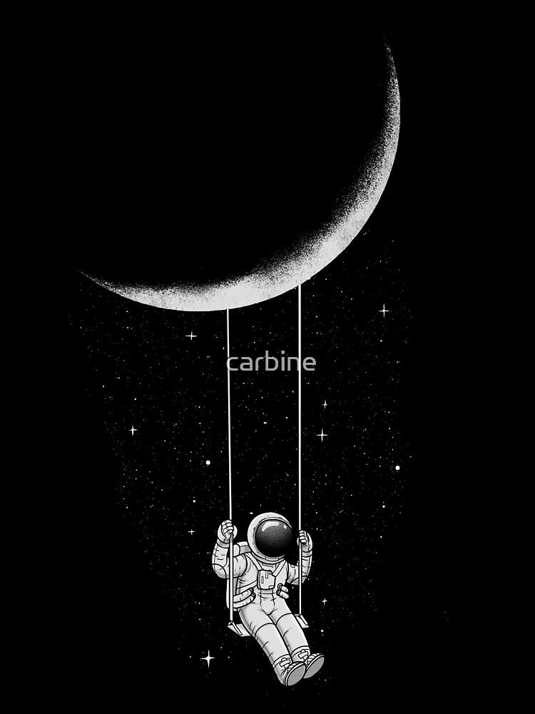 «Oscilación de la luna» de carbine