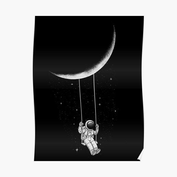 Moon Swing Poster