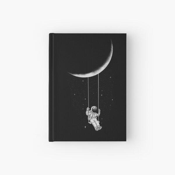 Moon Swing Hardcover Journal