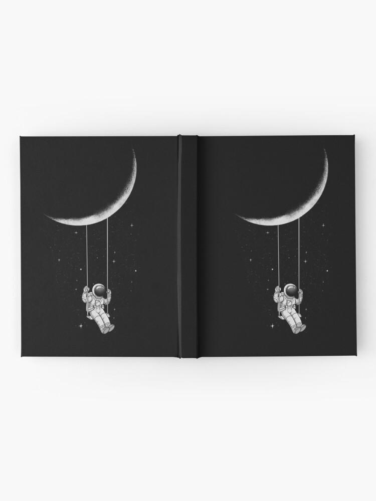 Alternate view of Moon Swing Hardcover Journal