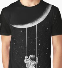 Moon Swing Graphic T-Shirt