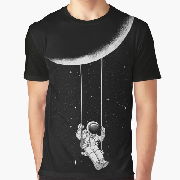 Moon Swing Graphic T-Shirt