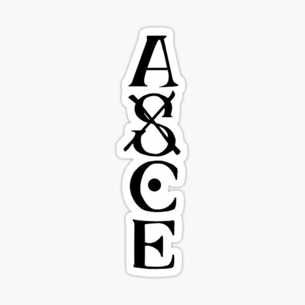 ASCE Sticker