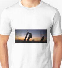 Sunrise over Cascade Valley Unisex T-Shirt