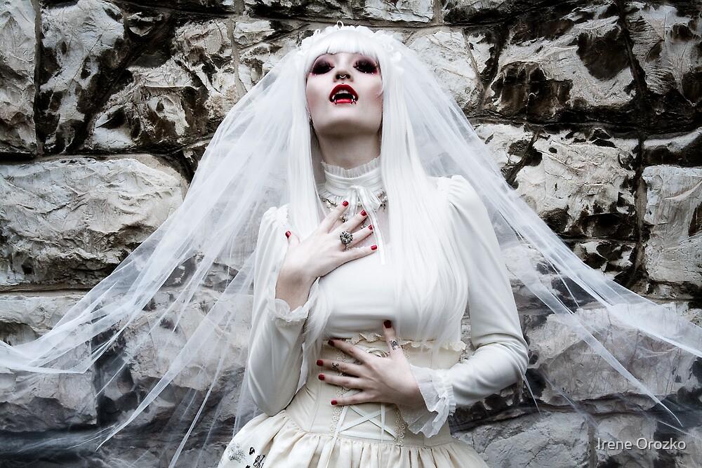 The Bride by Irene Orozko