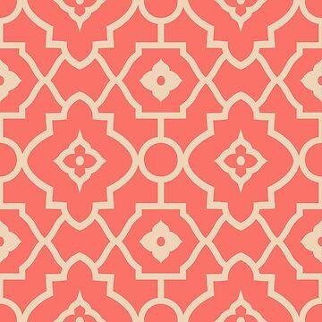pantone pattern by motiashkar