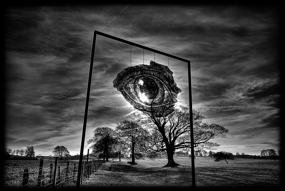 The Eye of Bretton by Rory Garforth