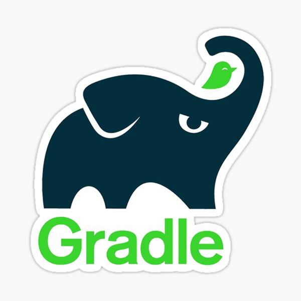 Gradle Logo Sticker