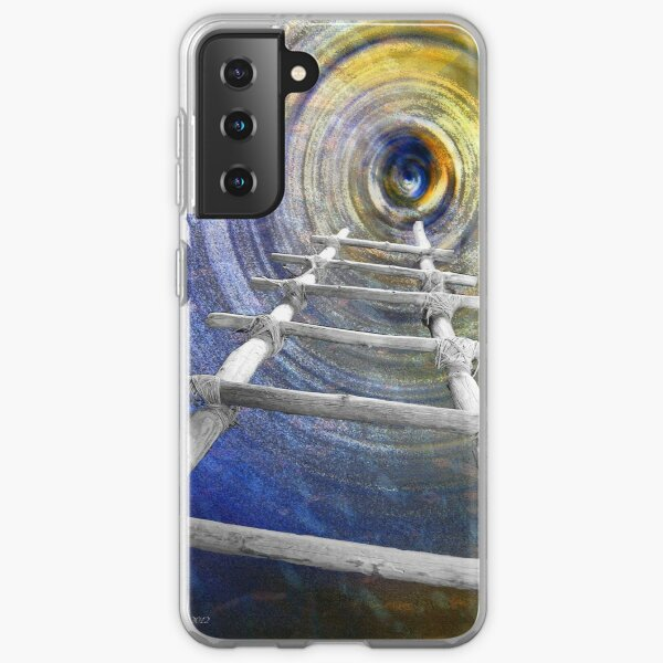 Follow in the Footsteps Samsung Galaxy Soft Case