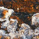 Still Life of water and ice by christopher363