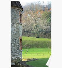 Chartwell, Oast Houses Poster