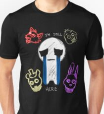 FNAF - Crying Child with pals Unisex T-Shirt