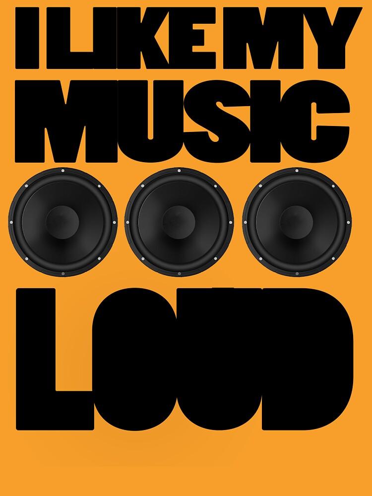 i like my music LOUD by ilikeitloud