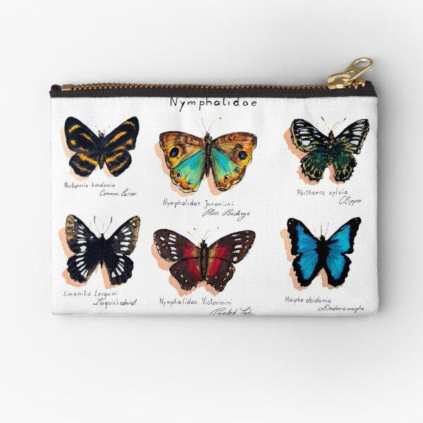 Nymphalidae butterflies Täschchen