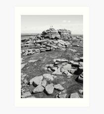 Bodmin Moor Art Print