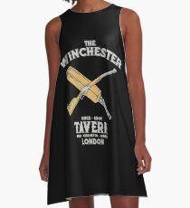 Vestido acampanado The winchester Tavern