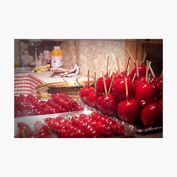Pommes d'amour Photographic Print