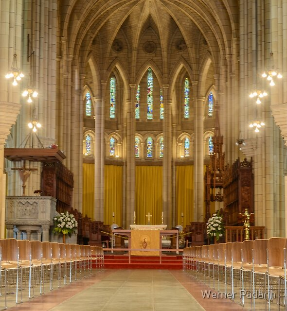 St John's Brisbane by Werner Padarin