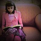The Dark and Serious Business of Reading.... by LouJay