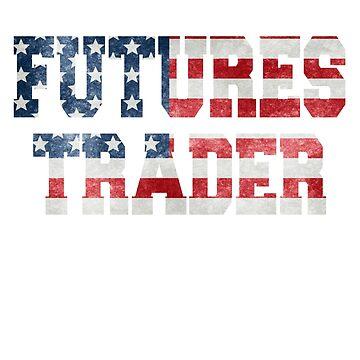 Futures trader T shirt Hoodie by GoodTeeShirt