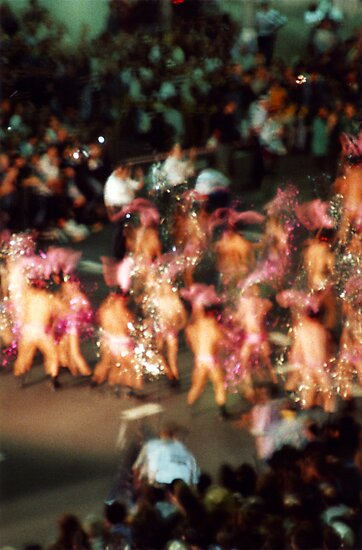 Sydney Gay and Lesbian Mardi Gras Parade 1996 by John Douglas