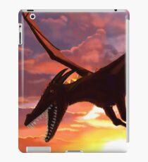 Soaring - Dragon Illustration iPad Case/Skin