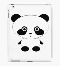 Cute Panda Bear iPad Case/Skin