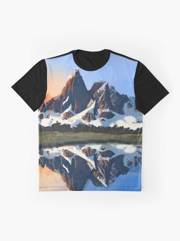 Alternate view of Clarity Graphic T-Shirt