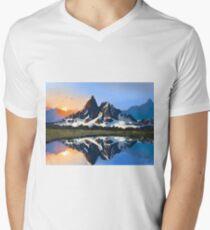Clarity V-Neck T-Shirt