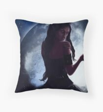 Theif of the Night Throw Pillow