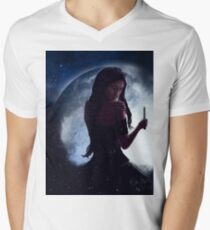 Theif of the Night V-Neck T-Shirt