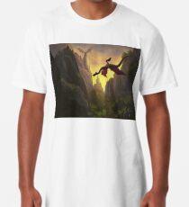 Dragon Rider Long T-Shirt