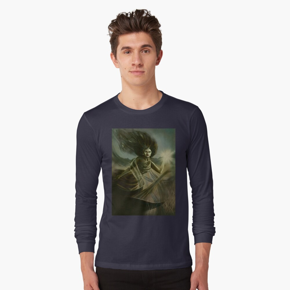 Spirit of the Meadow Long Sleeve T-Shirt