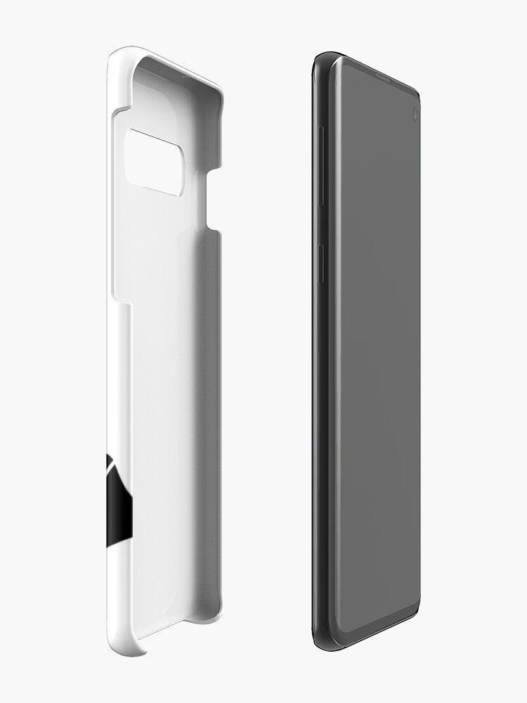 Alternate view of Business Penguin Case & Skin for Samsung Galaxy