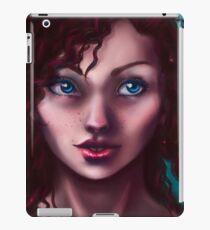 Lady of the Ladybugs iPad Case/Skin