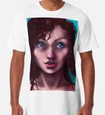 Lady of the Ladybugs Long T-Shirt