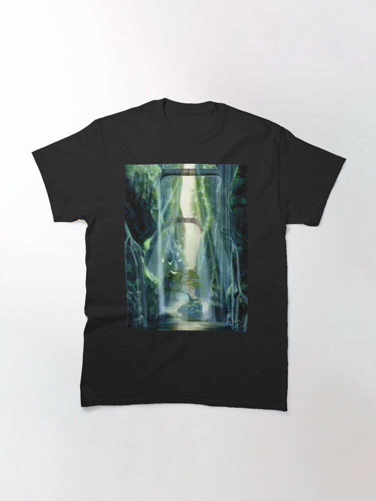 Alternate view of Secret Places Classic T-Shirt