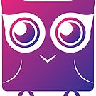 Curious Owl by Elin Lindberg