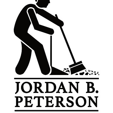 Jordan B. Peterson - Clean Your Room T-Shirt by IncognitoMode