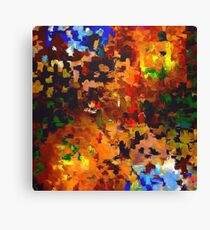 Brush Canvas Print