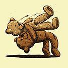 Bear Hug by nicebleed