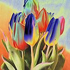 Spring Tulips by SexyEyes69