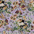Romantic Garden VIII by Burcu Korkmazyurek
