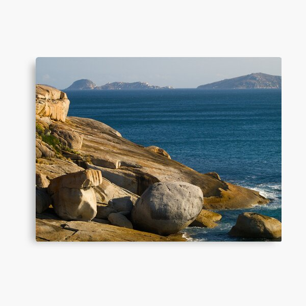 Offshore Islands, Wilsons Promontory, Victoria Canvas Print