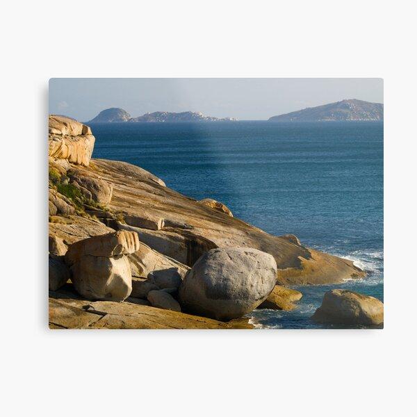 Offshore Islands, Wilsons Promontory, Victoria Metal Print
