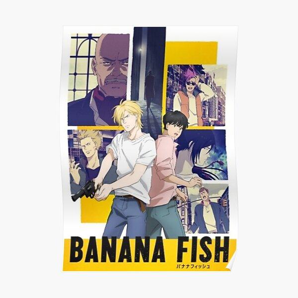 BANANA FISH Poster