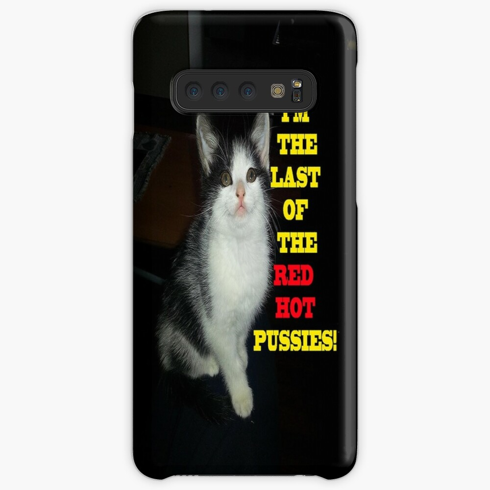 Sophia The Cat #2 [Tex's Owner] Case & Skin for Samsung Galaxy