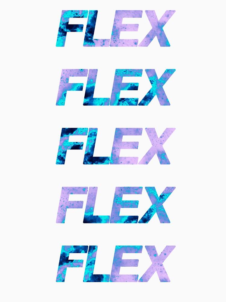FLEX FLEX FLEX FLEX FLEX de HansBlame