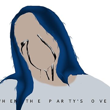Billie Eilish - When The Party's Over  by Beginartist